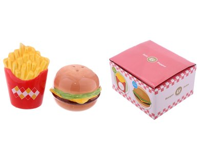 Peper & Zout fast food set